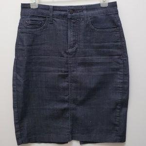 NYDJ Demin Jean's Skirt